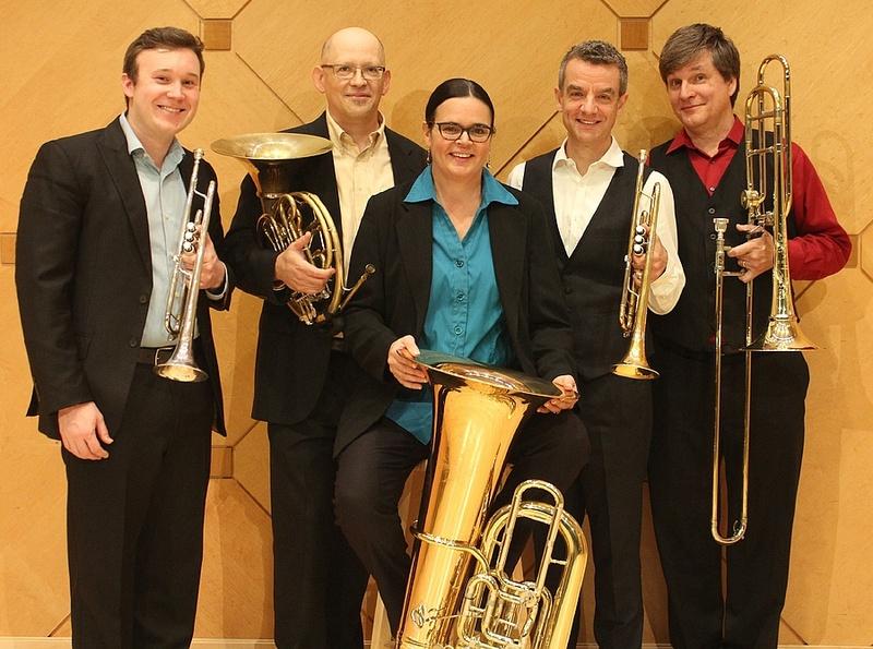 ASU Faculty Brass Quintet