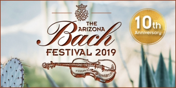 The Arizona Bach Festival - 2019