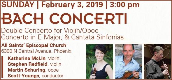 Bach Concerti