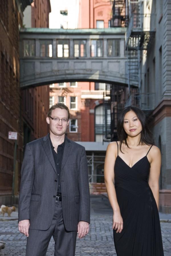 DUO Stephanie and Saar